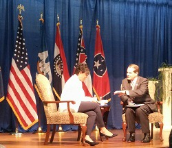 christopher-masingill-interviews-secretary-penny-pritzker-at-white-house-rural-council-forum